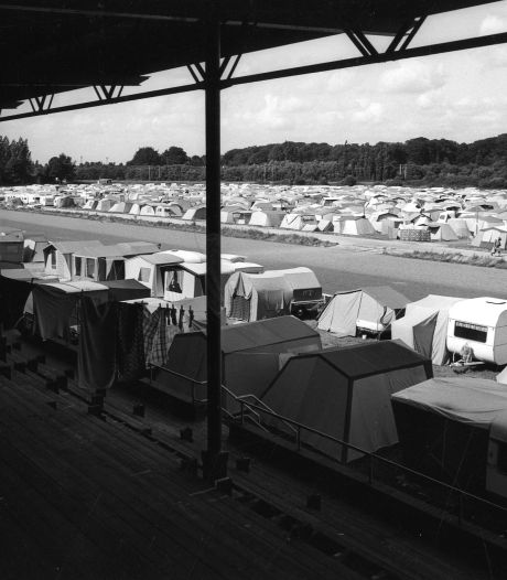 Grote camping, veel forenzen, 7000 vrijwilligers: Utrecht werd in 1973 overspoeld door Jehovah's