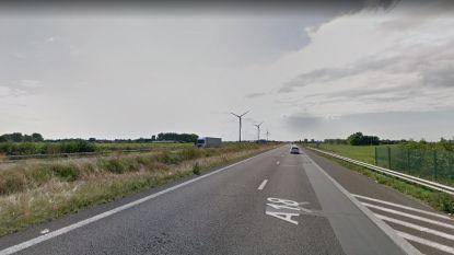 Vanaf 23 april ernstige hinder op E40 tussen Jabbeke en Gistel