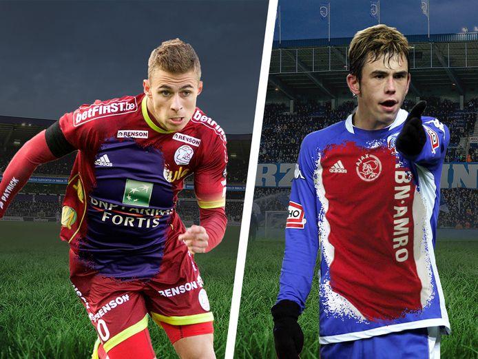 Thorgan Hazard en Steven Defour: twee straffe transfersoaps uit het Belgisch voetbal.