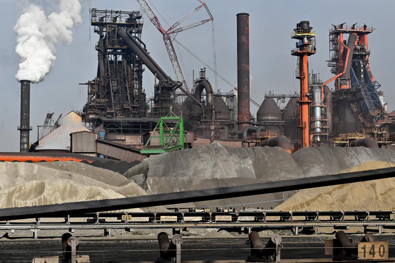 ArcelorMittal Gent. Beeld BELGA