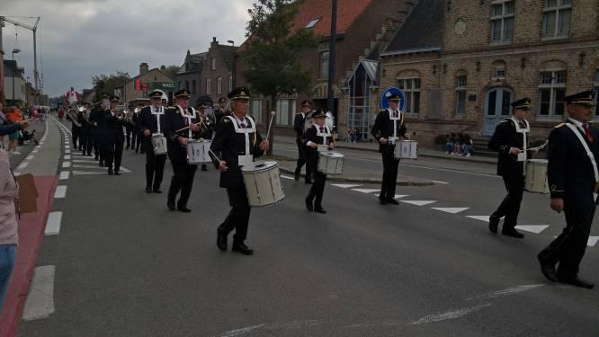 IN BEELD - Voor 43ste keer trok Blankaartstoet door Woumen