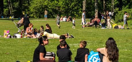 Het is officieel: eerste regionale hittegolf in Brabant
