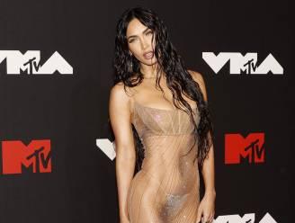 """Megan Fox was zenuwachtig over haar outfitkeuze voor de MTV VMA's: """"Het was echt zenuwslopend"""""""