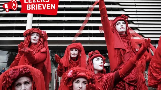 Reacties op klimaatprotest: 'Onbegrijpelijk dat politie kostbare tijd moet steken in dit merkwaardige gezelschap'