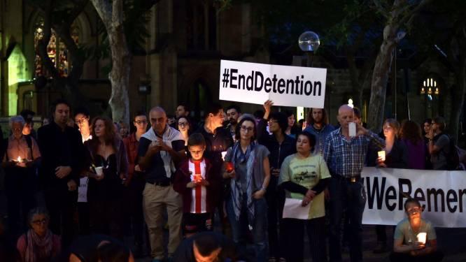 Scherpe kritiek op vluchtelingenbeleid Australië na zelfverbrandingen