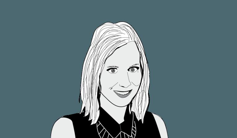 Katrin Swartenbroux. Beeld DM