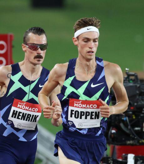 Eerste olympische limietpoging Nijmegenaar Foppen mislukt in Frankrijk