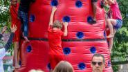 Gratis Ravotdag op Epernayplan met springkastelen