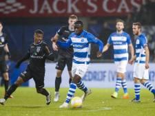 Amsterdamse enclave bij De Graafschap: 'Dat is te merken binnen de spelersgroep'