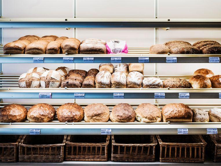 Bakkerij Martens Gent Stefan Martens Bakker Brood Beeld Geert Braekers