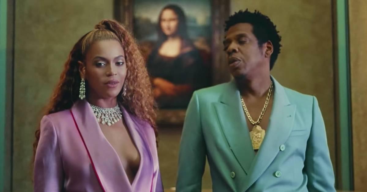 Het blijft in de familie: zowel Beyoncé als Jay-Z kunnen records breken op de Grammy's - AD.nl
