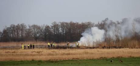 Slachtoffer rietbrand Sint Jansklooster is 80-jarige vrouw uit Steenwijkerland