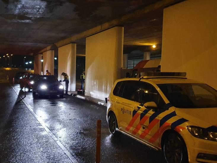 Politie controleert honderden weggebruikers op rijden onder invloed in Roosendaal