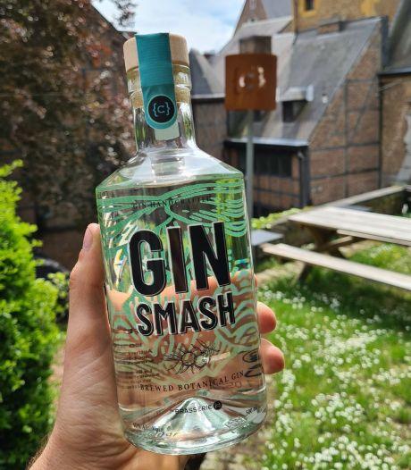 Gin Smash, le spiritueux anti-gaspi à base de bière de la Brasserie {C}