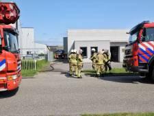 Brand bij timmerbedrijf in Goirle onder controle