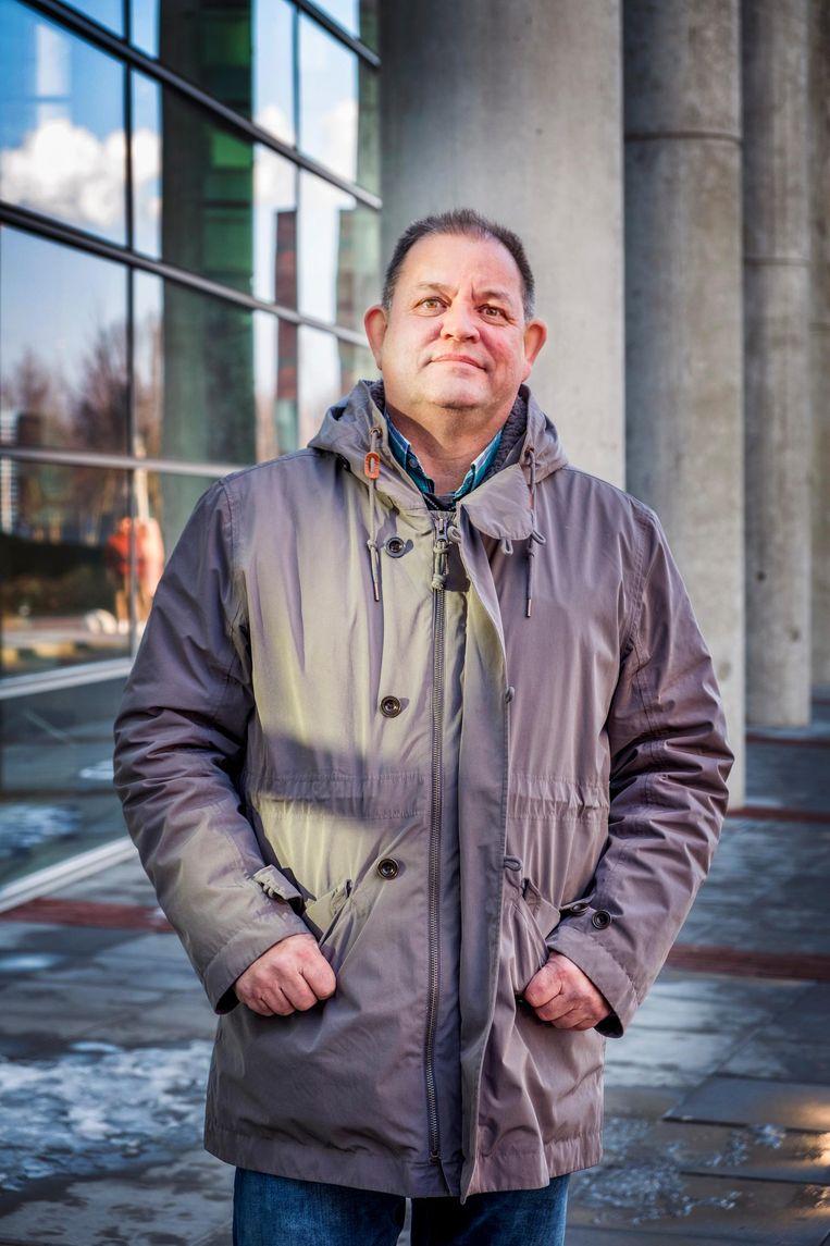Wim Snoek Beeld Raymond Rutting / de Volkskrant
