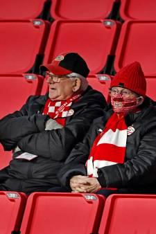 Toch nog supporters in het stadion van PSV?