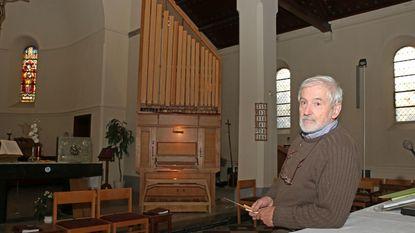 Jean-Paul schenkt orgel aan parochie