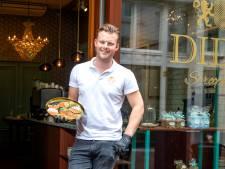 Ex-autoverkoper Diederik opent 'Stroopwafelwinkel zoals Rotterdam dat ook voor het bombardement had'