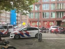 Overval op drogist Jan van Galenstraat