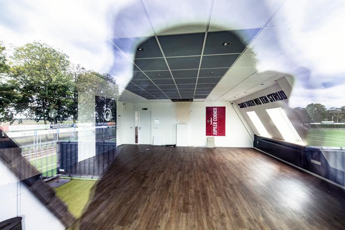 Het sponsorhome op de bovenverdieping werd ook leeggehaald.