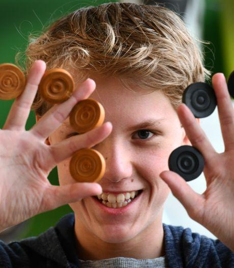 Simon Harmsma heeft langste adem en verovert Nederlandse titel bij aspiranten