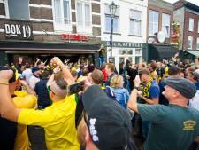 Evert van Huygevoort springt tot ver buiten Breda voor NAC: 'Ik heb nog nooit zo onzuiver gezongen'