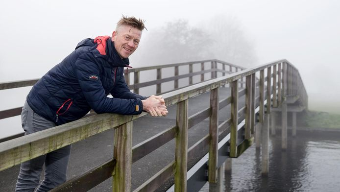 Daniël Bentveld ziet in de zandeilanden een kans om de recreatie op de Vinkeveense Plassen een impuls te geven.
