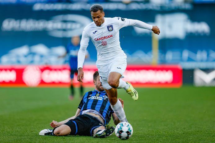 Lukas Nmecha a inscrit l'un des 21 buts du week-end.