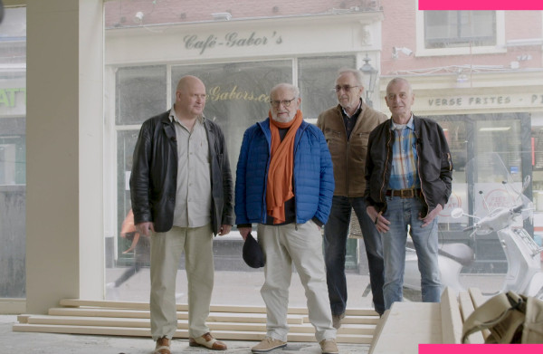 De opmerkelijke comeback van de Haagse band Group 1850