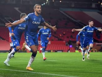 Manchester United verspeelt zege tegen Everton in slotseconden door ultieme goal Calvert-Lewin