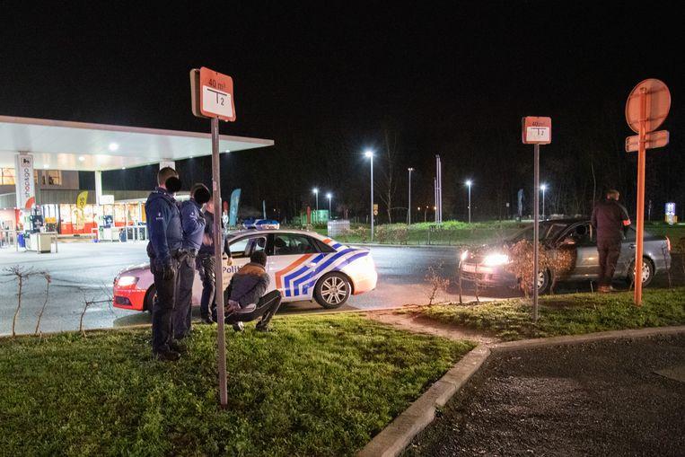 De actie werd georganiseerd door de federale politie in samenwerking met de lokale politiezones.