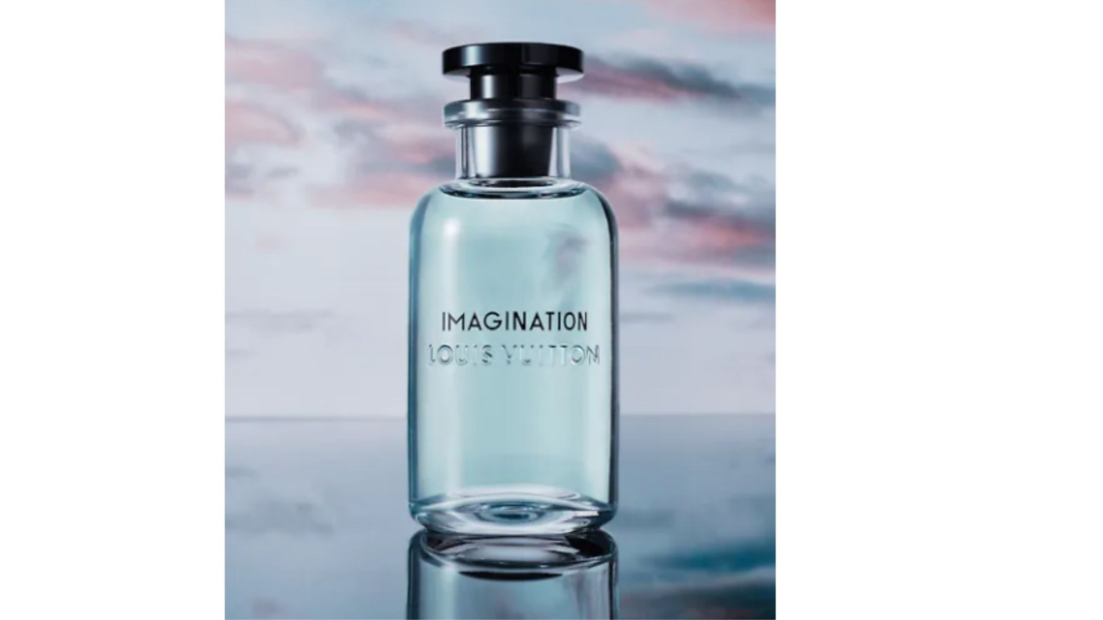 Le parfum Imagination de Louis Vuitton.