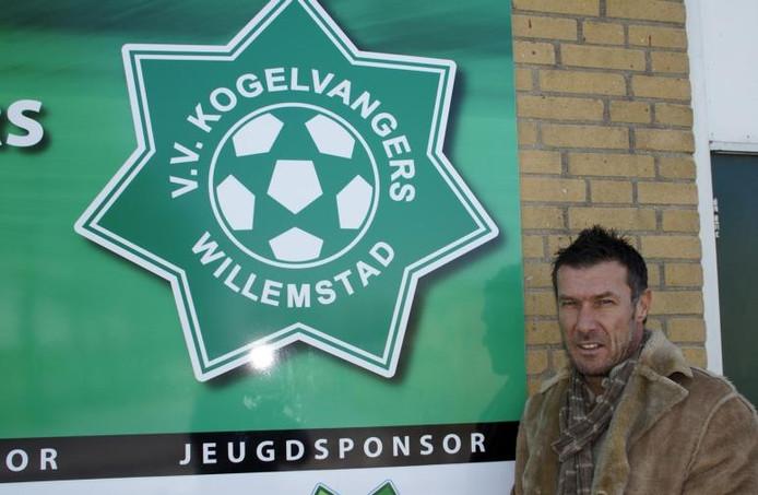Henk Vos gaat aan de slag bij Kogelvangers: 'Ze hebben me gevraagd ambassadeur van RBC te worden, daarna heb ik niets meer van de club vernomen. Dat is overigens hun goed recht.'foto vv Kogelvangers