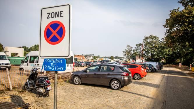 Huidige parking station Diepenbeek vanaf 15 september uit dienst