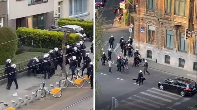 Opschudding over filmpjes van politieoptreden in omgeving van Ter Kamerenbos