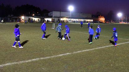 Voetballers spelen nog dit jaar op nieuwe site