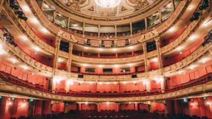 IN BEELD: Binnenkijken in de Gentse opera