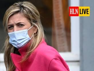 """Minister Annelies Verlinden: """"Met vier buiten afspreken kan enkel met directe toegang naar tuin"""""""