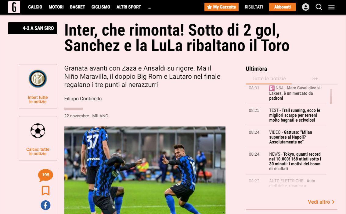 Lukaku was de grote man bij Inter.