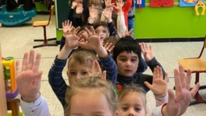 """Basisschool De Maaskei start opnieuw op: """"Slechts één kleuter en één leerling testten positief"""""""