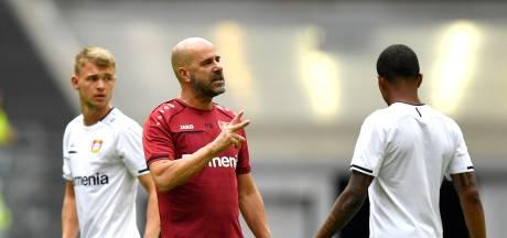 Bosz vol vertrouwen met Leverkusen: 'Vrezen geen enkele tegenstander'