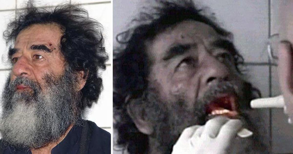 """""""Ik moest naar adem happen"""": CIA-agent vertelt over hoe ... Saddam Hoessein"""