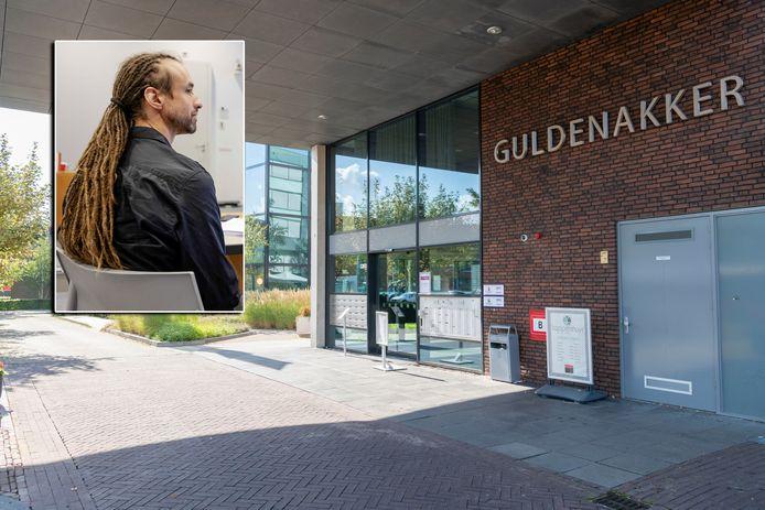 De Guldenakker  in Goirle. Inzet: Willem Engel