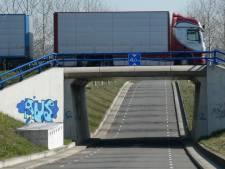 TunnelArt617 aan de slag met fietstunnel N617