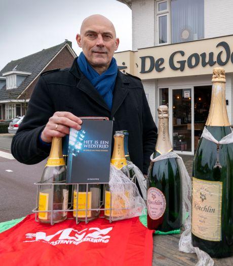 Van 'opgesloten' in de DDR tot twee keer genezen van kanker: het leven lacht oud-NEC'er Frans Paymans eindelijk weer toe