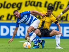 Jong De Graafschap speelt met complete B-keus tegen Jong NEC
