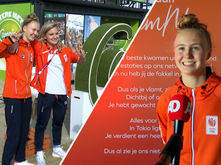 Skateboarders Sanne (20) en Keet (16): 'Dit was supervet'