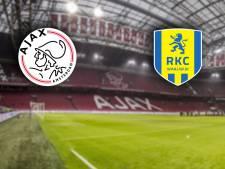 Ajax - RKC Waalwijk