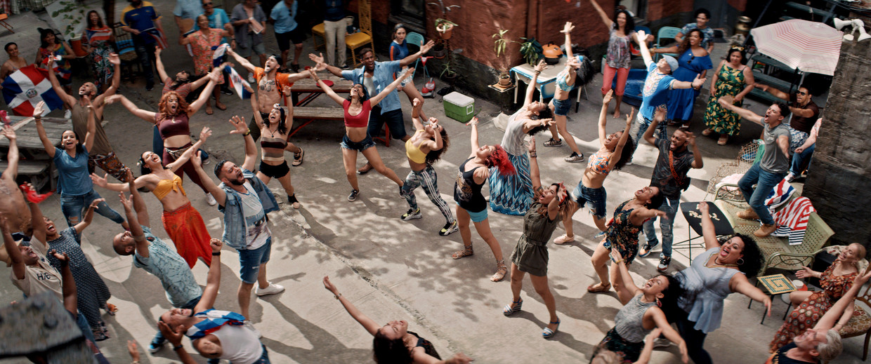 In the Heights. Beeld